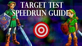 [SSBM] Break the Target Speedrun Guide | Link & Young Link