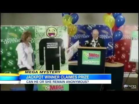 Mega Millions: Kansas Winner Comes Forward