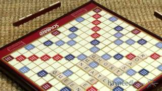 Scrabble Giant Deluxe Edition - Product Review Video
