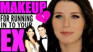 Makeup for Running in to Your EX with Katherine Schwarzenegger