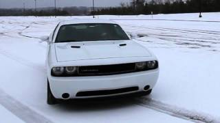 Dodge Challenger SE Rocks Georgia Snow Jam 2 0 - Feb 2014