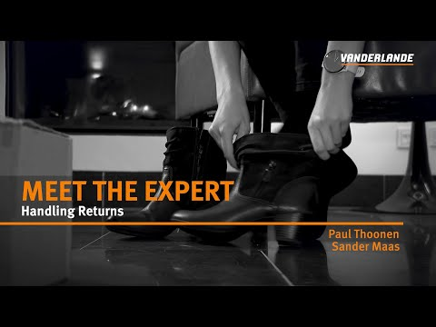 Meet the Expert vlog  #7 | Handling Returns