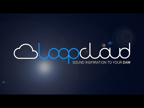 New from Loopmasters - Loopcloud - Cloud Sample Storage