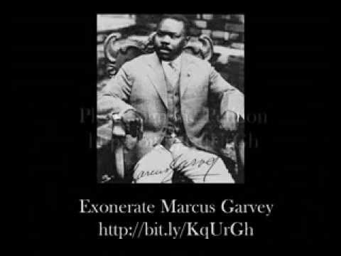 Marcus Garvey Know Yourself