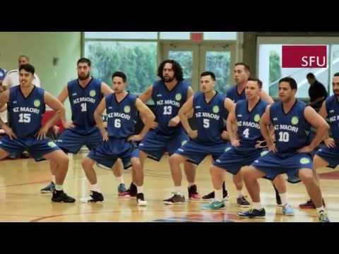 2016 HaiCo World Indigenous Basketball Tournament at SFU