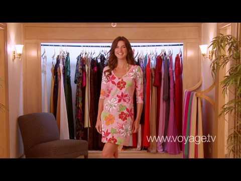 Cecile, Bermuda - Fashion - Beach Wear - Voyage.tv