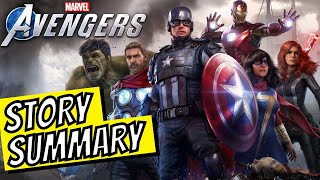 Marvel's Avengers Game Full Story Summary