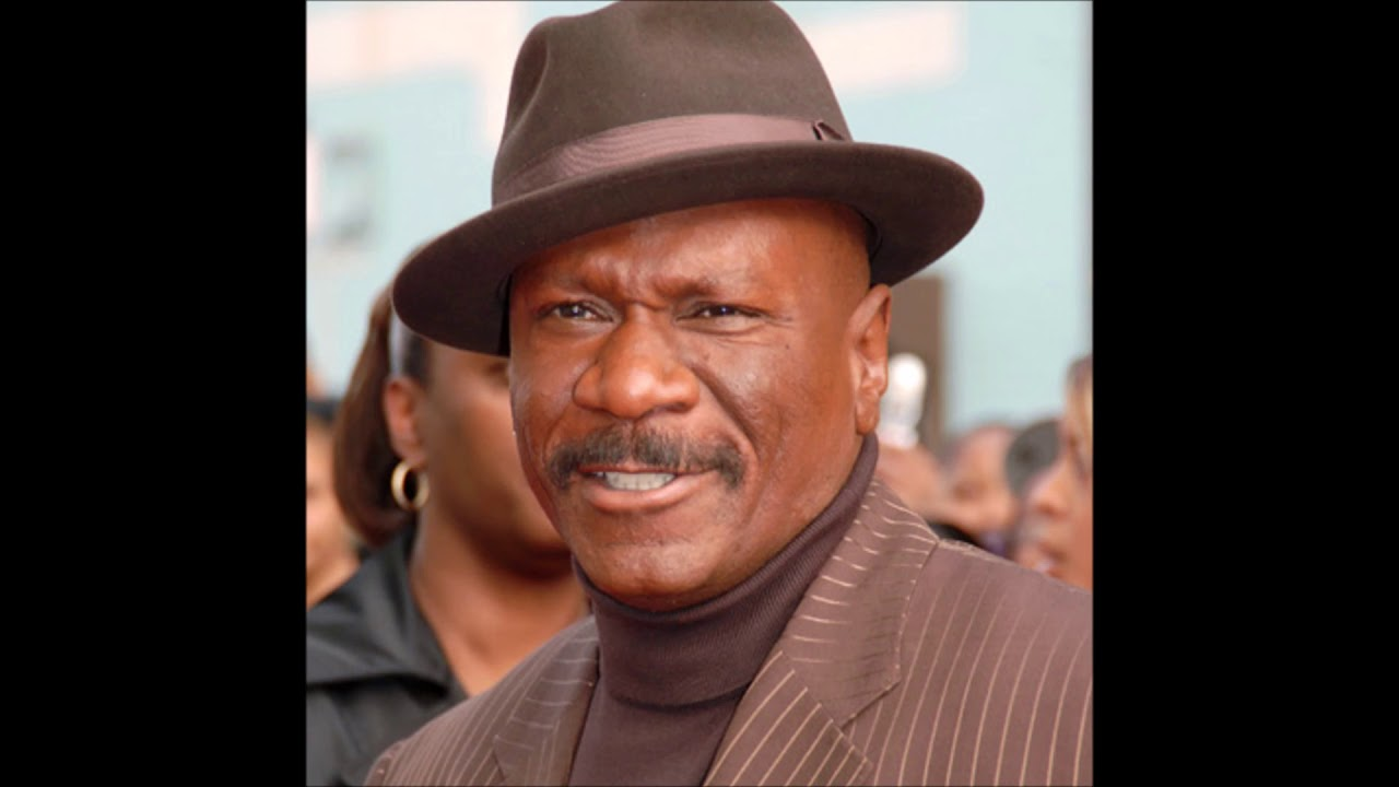 Police Pulled Gun On Actor Ving Rhames At His Own Home