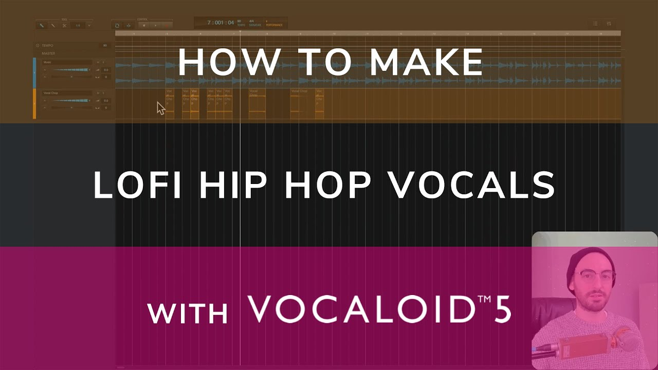 VOCALOID5 | How To Make Lofi Hip Hop Vocals
