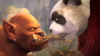 World of Warcraft: Mists of Pandaria — осада Оргриммара