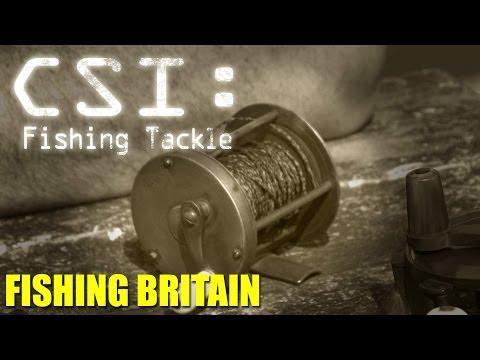 200 Year Old Fishing Reel - CSI Fishing