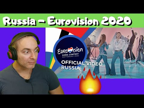 Little Big - Uno - Russia 🇷🇺 - Official Music Video - Eurovision 2020 | REACTION реакция на русском