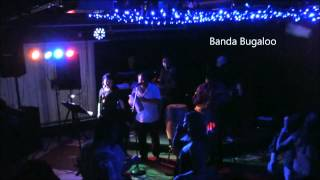 Latin Band Bugaloo from Edmonton at Restaurant Coral de Cuba