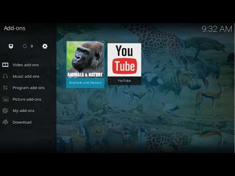 "NEW ADDON! How to install ""Animals and Nature"" add-on for Kodi - watch TV shows and documentaries"