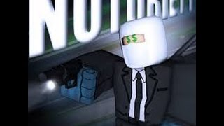 Roblox | Notoriety | Current Setup, Weaponry