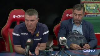 ONTV LIVE: Conferenza Danilo Pagni e Gigi De Canio pre ritiro Ternana thumbnail