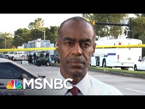 Broward Superintendent Says Community Will Come Together | Morning Joe | MSNBC