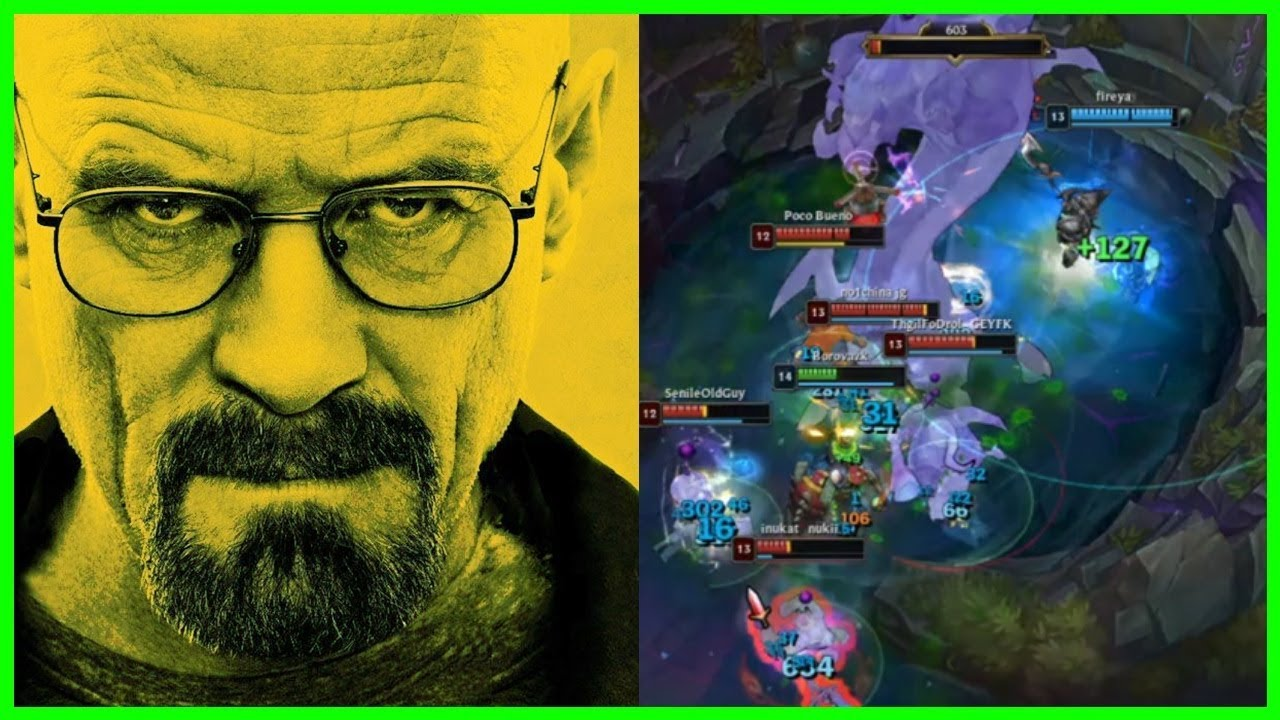Heisenberg In League of Legends #754 thumbnail