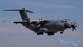 Royal Air Force - Airbus A400M Atlas ZM400 - First ever Landing at Split Airport LDSP/SPU