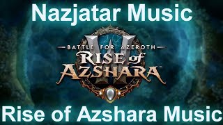 Nazjatar Music | Patch 8.2 Battle for Azeroth Music