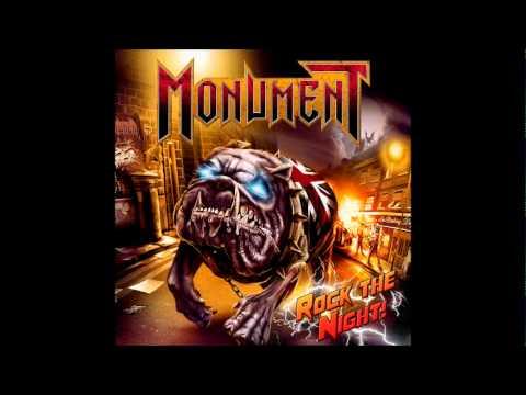 Monument - Rock The Night (feat. Judas Priest's Richie Faulkner)