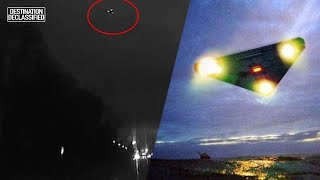 Triangular UFOs Have Been Reported Since the 1980s... But What Are They?