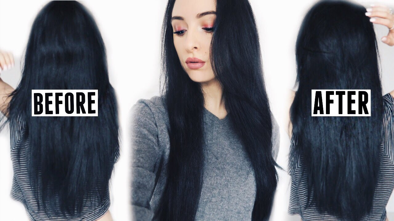 Foxy Locks Extensions Review Jet Black Remy Indian Hair
