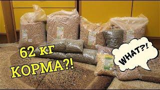 62 КГ КОРМА ДЛЯ ЖИВОТНЫХ?! | ЗАЧЕМ?! | PetMania