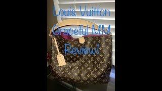 Louis Vuitton Graceful MM Monogram in Pivione