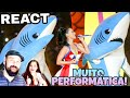 REAGINDO: SUPER BOWL - KATY PERRY (REACT)