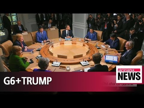 Trump advisers launch verbal attack against Canadian PM after G7 Summit