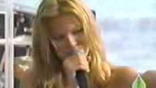 Mandy Moore Crush Live