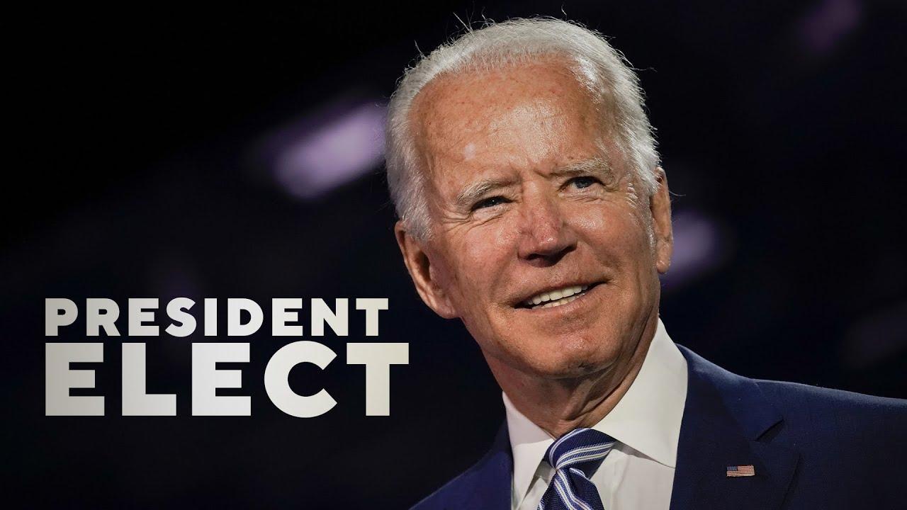 Joe Biden Named PRESIDENT-ELECT, Kamala Harris to Be FIRST Woman Vice President