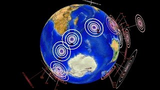 10/23/2015 -- Global Faults Fracture  -- Earthquakes across 7,000 miles over 1 DAY