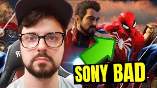 SPIDER-MAN IN MARVEL'S AVENGERS GAME! (Sony HATES Xbox Fans