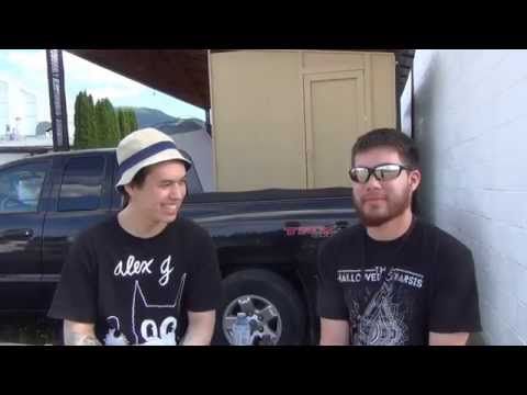 Armstrong Metalfest 2015 - Sean Harris Interviews Sean Ip