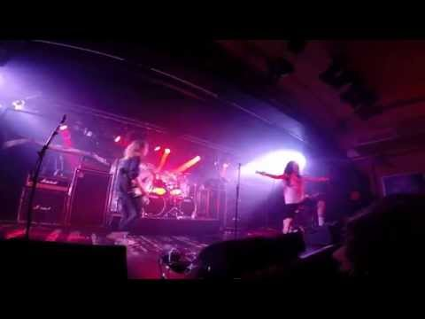 Lost Society - Fatal Anoxia / Terror Hungry  Live @ Colos-Saal Aschaffenburg, DE