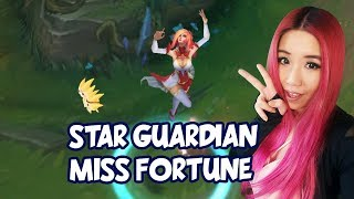 New Star Guardian Miss Fortune Gameplay - WTF ORNN - League of Legends PBE