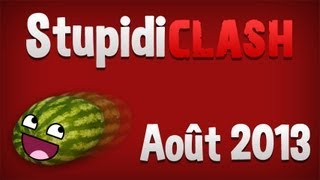 StupidiCLASH - Août 2013 - Garry