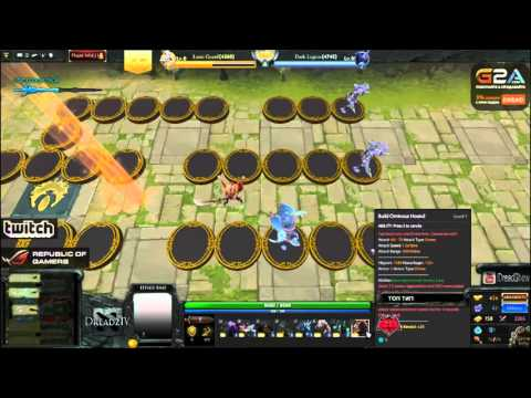 видео: dread, solo, Витюшка играют в кастомки. dota 2 custom games [14 окт 2015] #2
