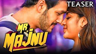 Mr. Majnu 2020 Official Teaser Hindi Dubbed   Akhil Akkineni, Nidhhi Agerwal, Izabelle Leite