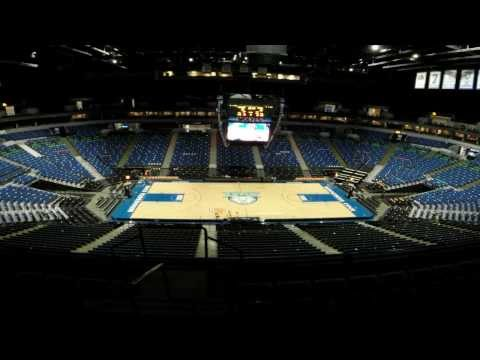 Target Center 3 Day Time Lapse