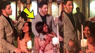 Cute moments Priyanka Chopra with Nick Jonas at dinner date in Delhi latest Pics video Lifestyle