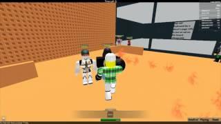 Roblox Person299 Mini game 2014
