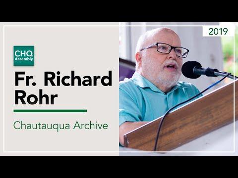 "Fr. Richard Rohr - The ""Second Half of Life"""
