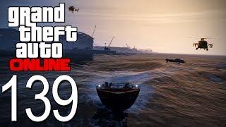 GTA 5 Online - Episode 139 - Fishing Trip! (Blinking Stars)
