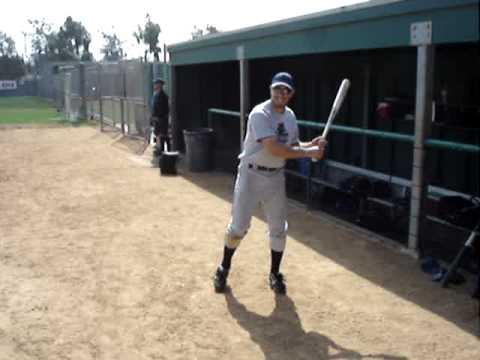 Josh Womack's crazy bat skills at Long Beach Armada 2009 Training Camp