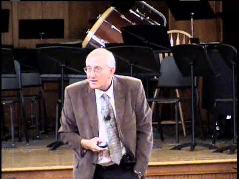 Walter Veith, At La Sierra University, 5-19-2011