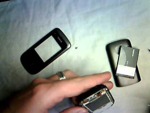 Nokia C2-05 disassembly