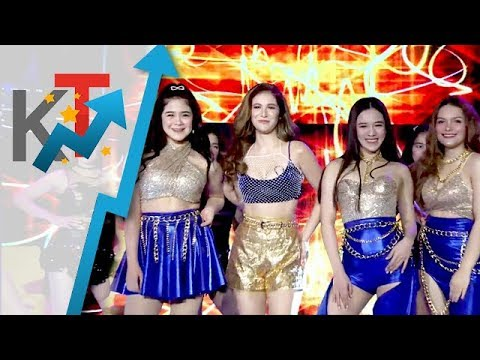 Barbie Imperial, hindi nagpahuli kina Jackie, Stephen at Sanrio sa dance floor!